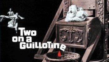 Two on a Guillotine (1965) starring Connie Stevens, Dean Jones, Cesar Romero