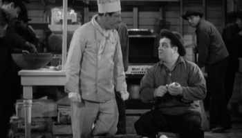 Song lyrics to When Private Brown Becomes a Captain, Lyrics by Don Raye, Music by Hugh Prince, Performed by Lou Costello , Shemp Howard and the kitchen crew in Buck Privates