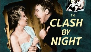 Clash By Night (1952) starring Barbara Stanwyck, Paul Douglas, Robert Ryan, Marilyn Monroe