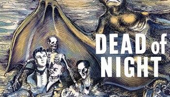 Dead of Night (1945) starring Mervyn Johns, Sally Ann Howes, Michael Redgrave