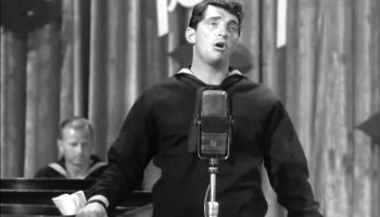 Song lyrics to Never Before, Lyrics by Mack David, Music by Jerry Livingston. Performed by Dean Martin in Sailor Beware