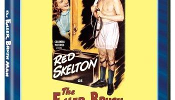 The Fuller Brush Man (1948), starring Red Skelton, Janet Blair