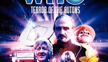 In Terror of the Autons, the Master attempts to use an army of Autons to conquer Earth. Unless the Doctor, Jo Grant, and UNIT can stop him, of course.