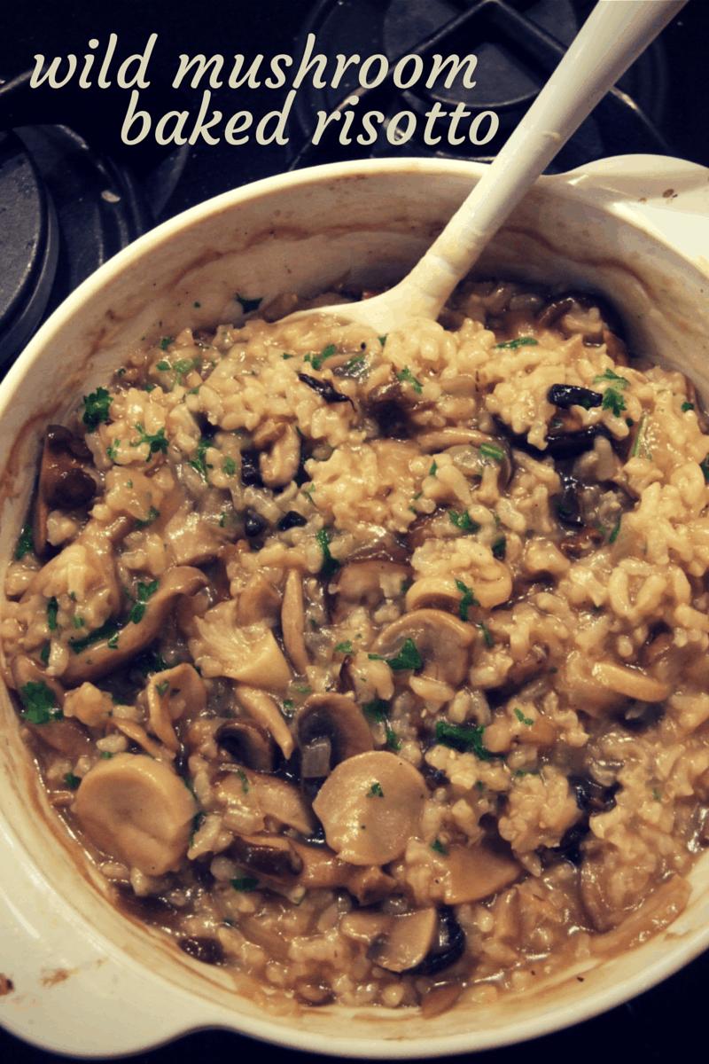 This brilliant method makes perfect creamy mushroom ...