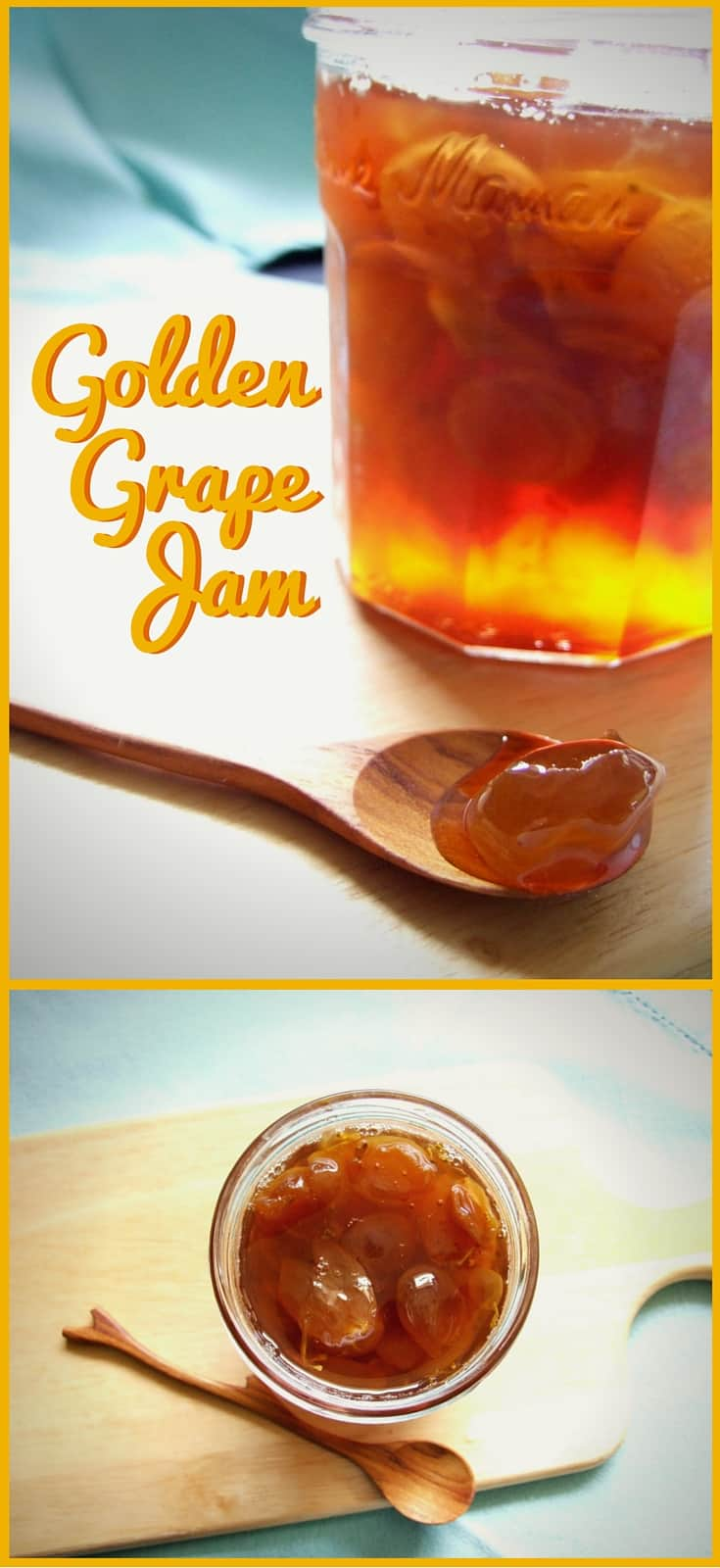 golden grape jam