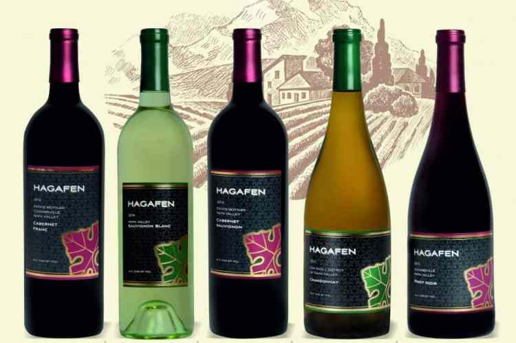 Hagafen wines. WIN their Cabernet Franc plus 2 more fabulous wines worth over £120!