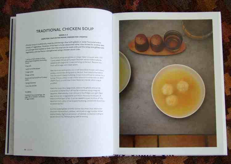 100 best jewish recipes chicken soup