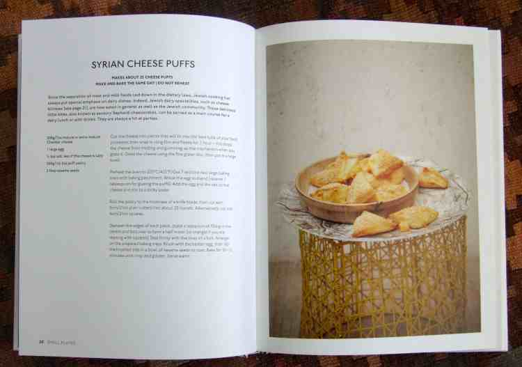 100 best jewish recipes syrian cheese puffs