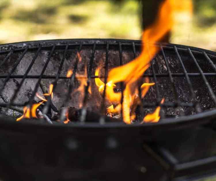 Lag BaOmer barbecue