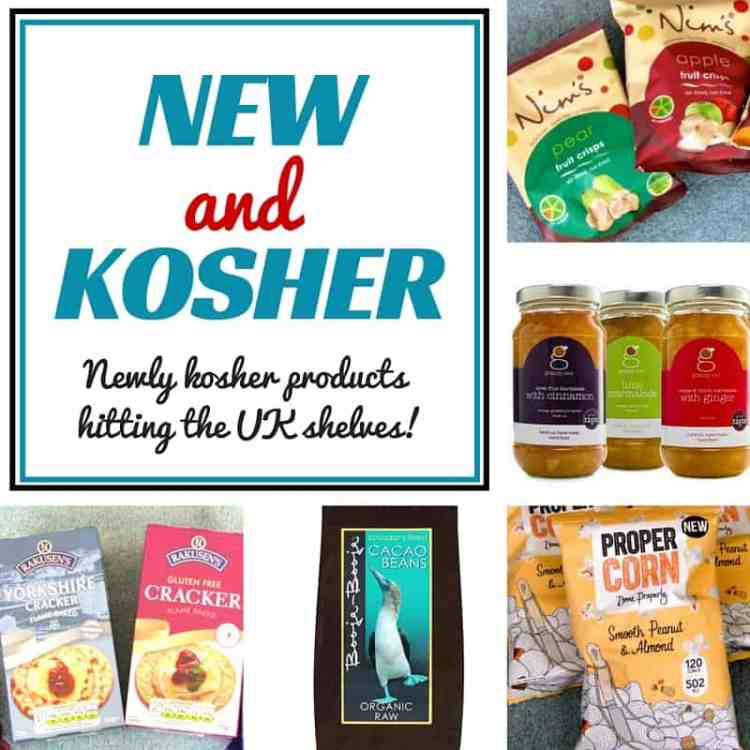 new & kosher June 2016
