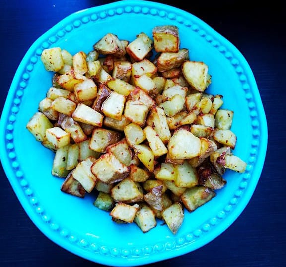parmentier potatoes from munchies & munchkins. Submitted to One Potato, Two Potato - a recipe link-up for delicious vegetarian-friendly potato & sweet potato recipes.