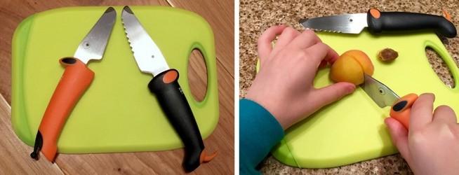 Kinderkitchen knives