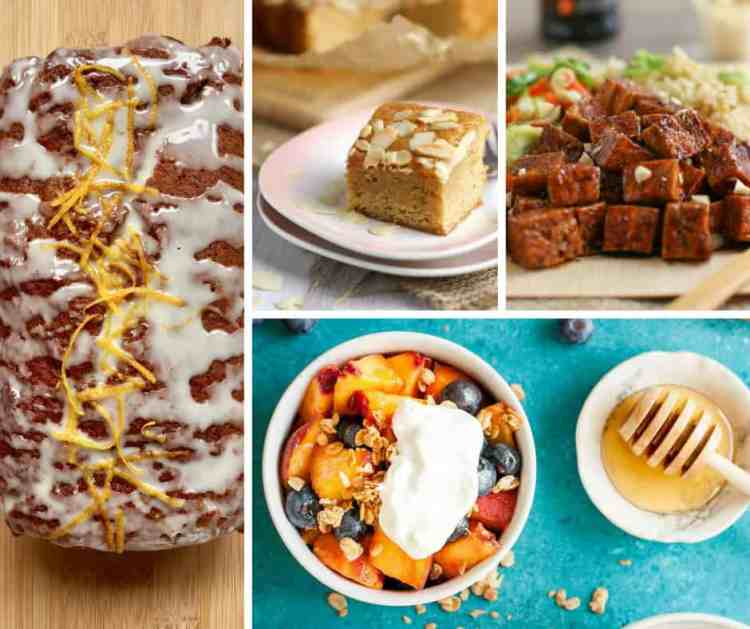 Rosh Hashanah honey recipes
