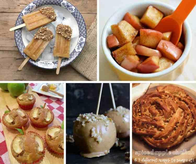 Rosh Hashanah apple recipes