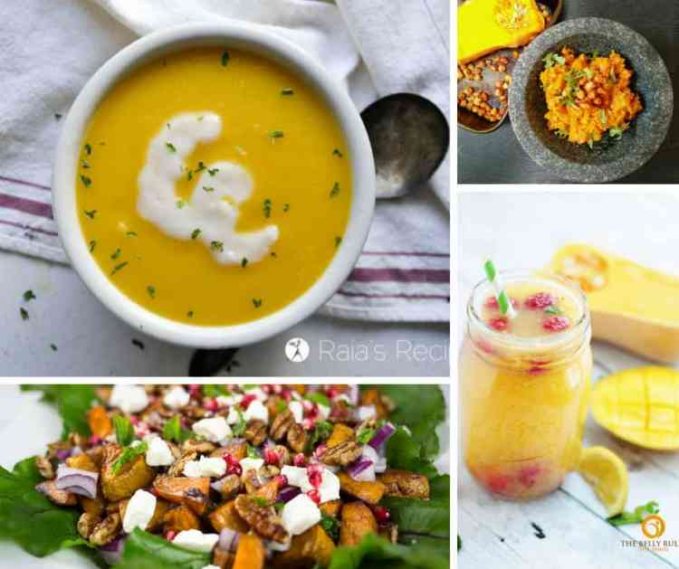 Rosh Hashanah squash and courgette recipes