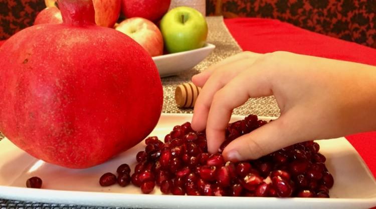 pomegranate - M&S