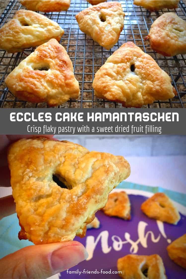Eccles cake hamantaschen