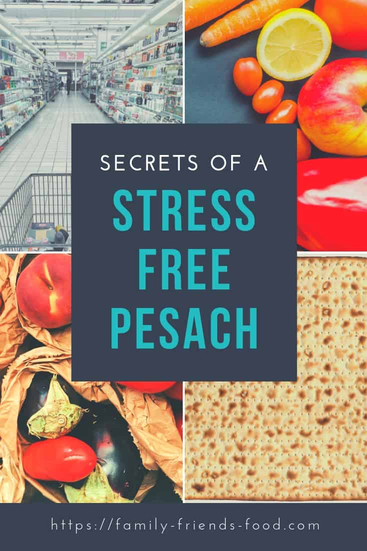 Wondering how to have a relaxing enjoyable family Pesach without driving yourself insane cleaning & cooking? Learn the secrets of a stress-free Pesach here!