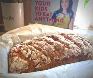 Vegetable soda bread from Get Your Kids to Eat Anything.