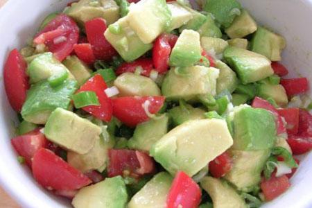 Диетический салат фото 7