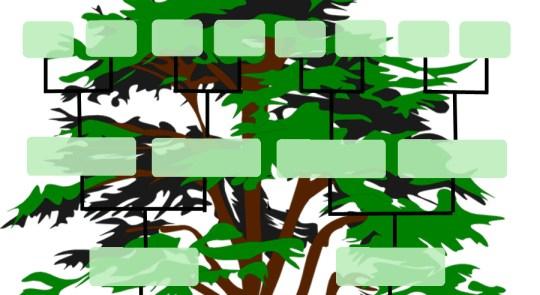 How to Make a Printable Family Tree