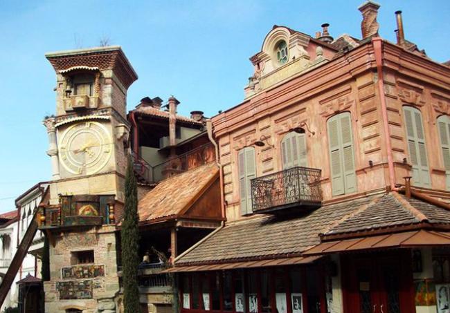 отдых в Грузии, отдых в Тбилиси