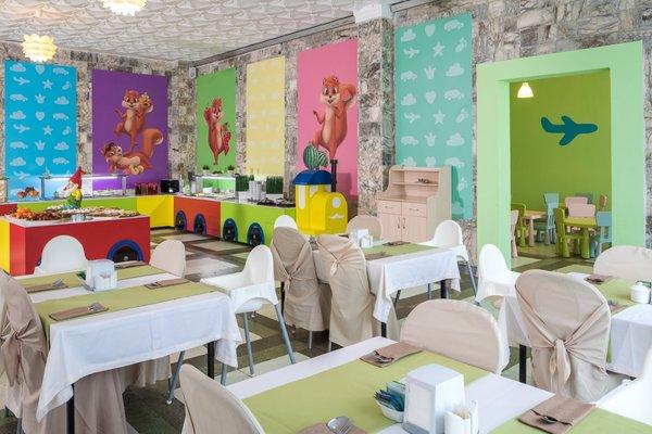 Детский зал питания