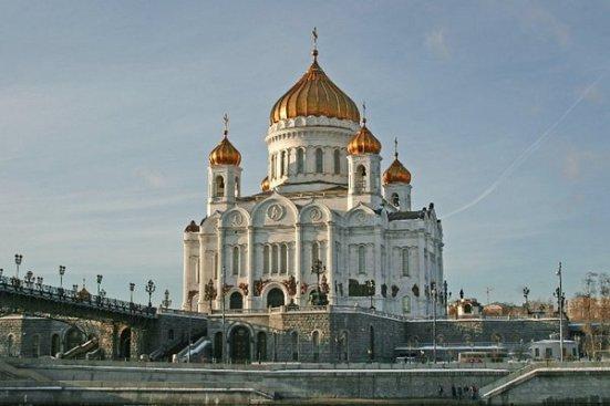 Москва, храм Христа Спасителя, экскурсии