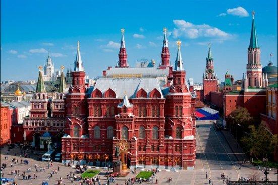 Москва, Красная площадь, экскурсии