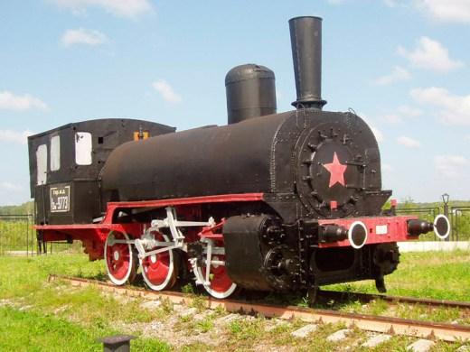 Нижний Новгород с ребенком, паровоз