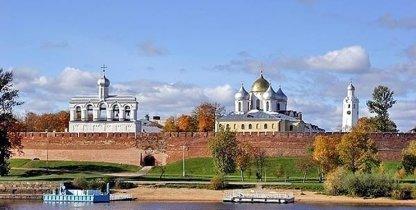 Ярославово дворище, Новгород Великий