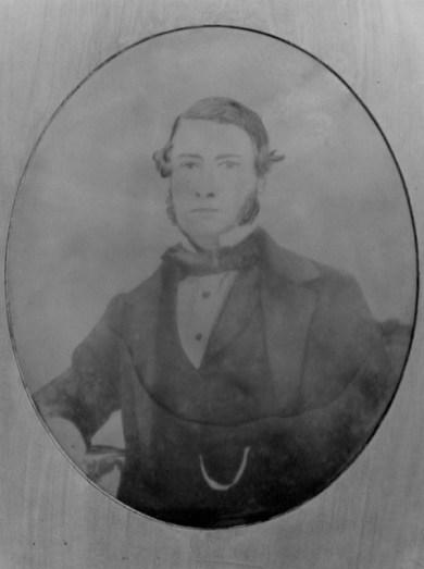 Daniel Johannes MORKEL 1822- 1879