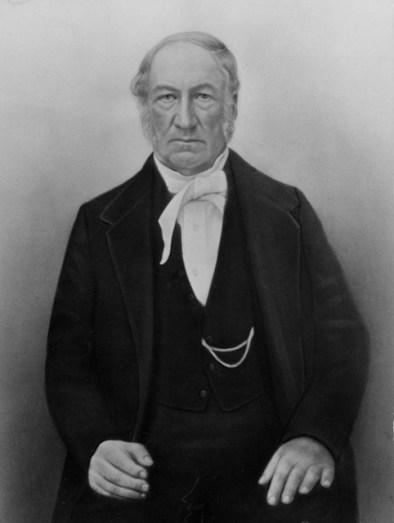 Hendrik Johannes MORKEL 1798 - 1859