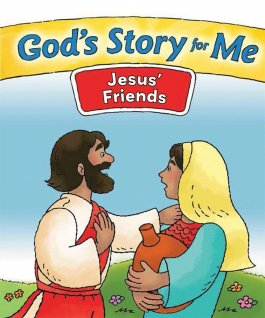 God's Story For Me – Jesus Friends