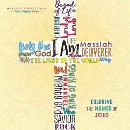 I Am: Coloring the Names of Jesus