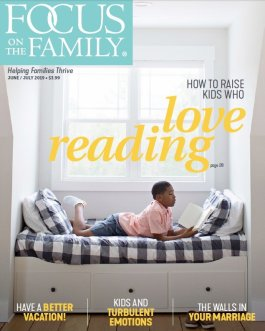 Focus on the Family Magazine Subscription – 6 Issues, 1 Year (NETT)