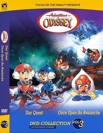 AIO3 Star Quest / Once Upon An Avalanche (DVD)