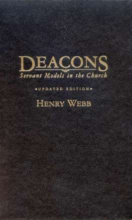 Deacons: Servant Models In The Church