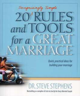 20 Rules And Tools For A Great Marriage