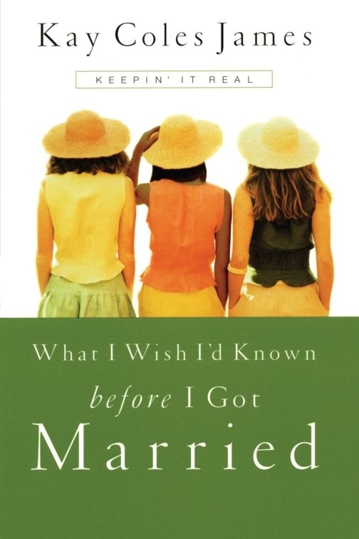 What I Wish I'd Known Before Got I Married