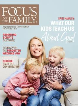 2018 Focus On The Family – 6 Issues In Set