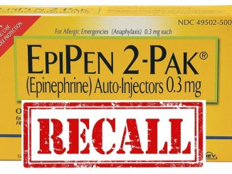 EpiPen and EpiPen Jr Nationwide RECALL
