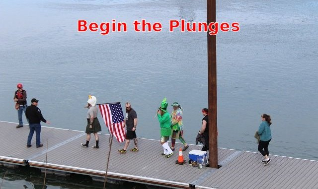 The Boundary County Penguin Plunge