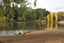 Lake Daylesford Victoria Australia
