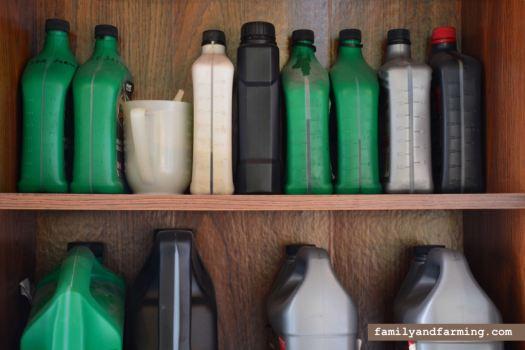 Organized Farm Supplies