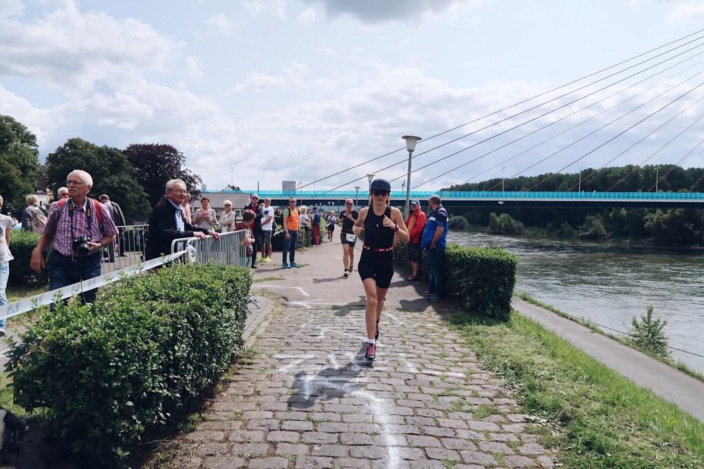 erster Triathlon