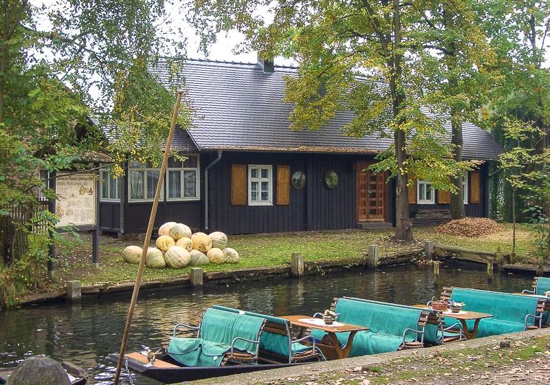 Herbst und Spreewald