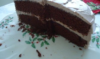 Rich and Delicious Chocolate Cake