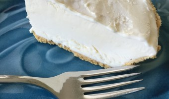 Whipped Key Lime Pie