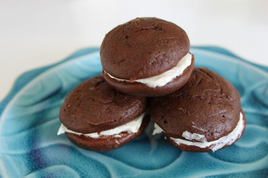 Whoopie Pies are a classic childhood treat.